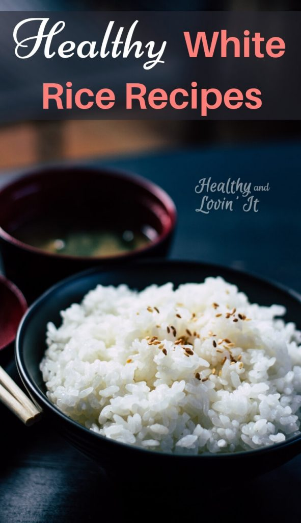 Did you know that white rice can be healthy? Find out which kind is the healthiest white rice you can eat. And, find out how to cook perfect white rice! #HealthyandLovinIt #ricerecipes #frugalmeals #healthyfood
