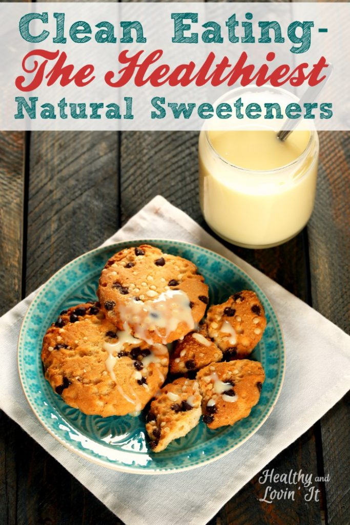 Natural Sweeteners for Baking and Eating