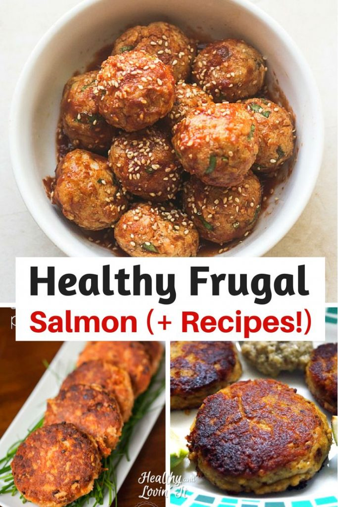 salmon nutrition and recipes