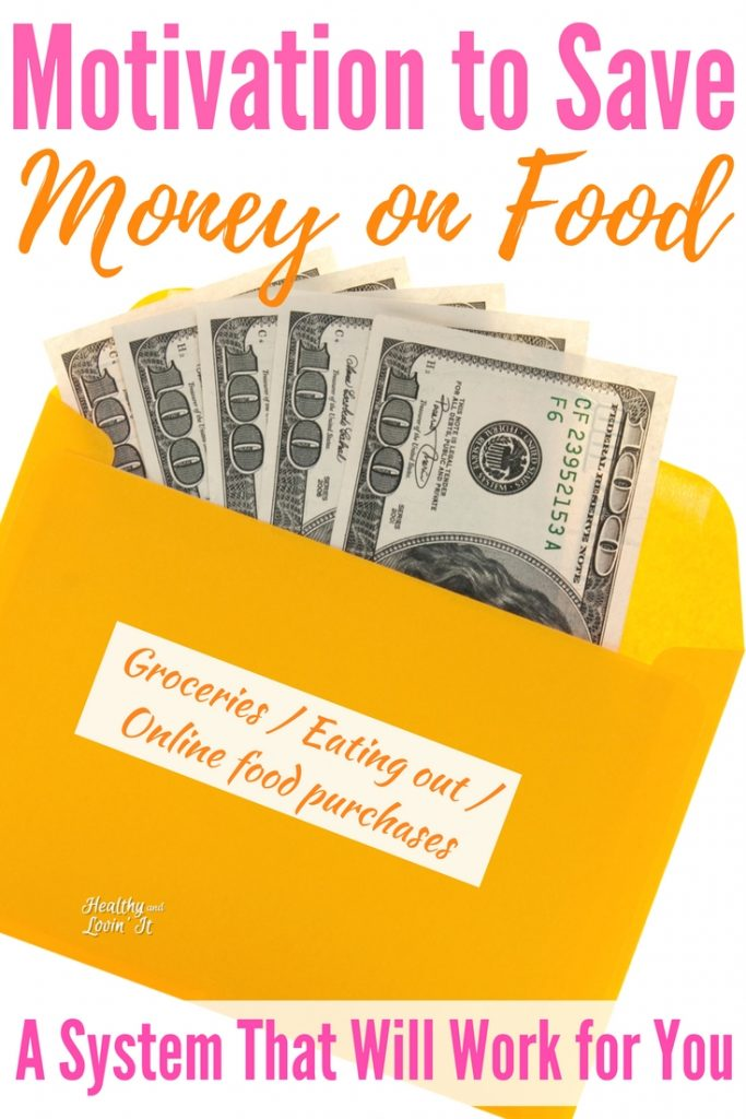 Want to make saving money fun? Here is some motivation to save money on groceries!
