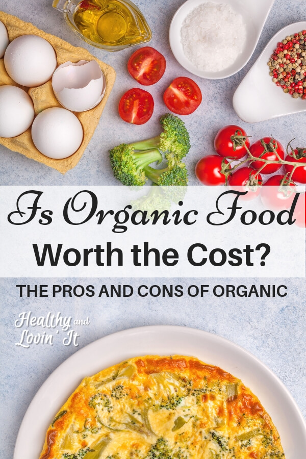 pros and cons of organic