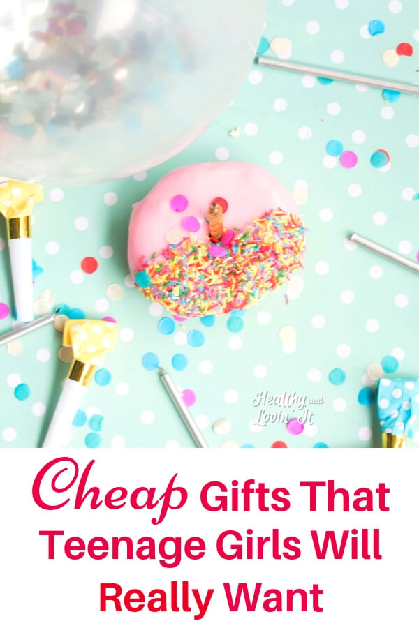 Here are some awesome cheap gift ideas for teenage girls! These are cool enough to please a teenager, but they are also very inexpensive. I have already bought #2 for my daughter and #9 for myself!!