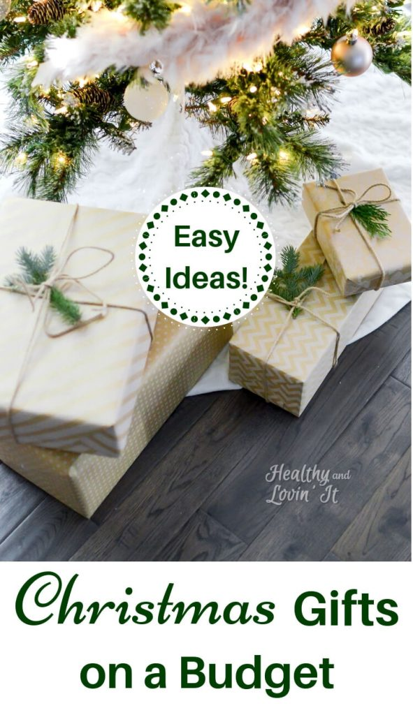 Christmas Gifts on a Budget - Easy Ideas to Save You a Lot of Money!