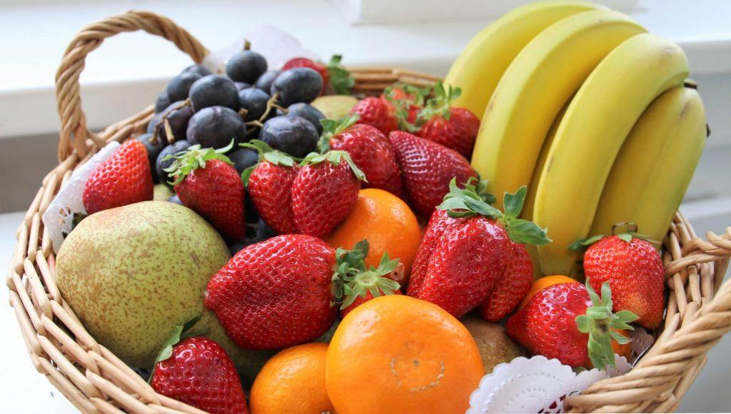 using fruit as a natural sweetener