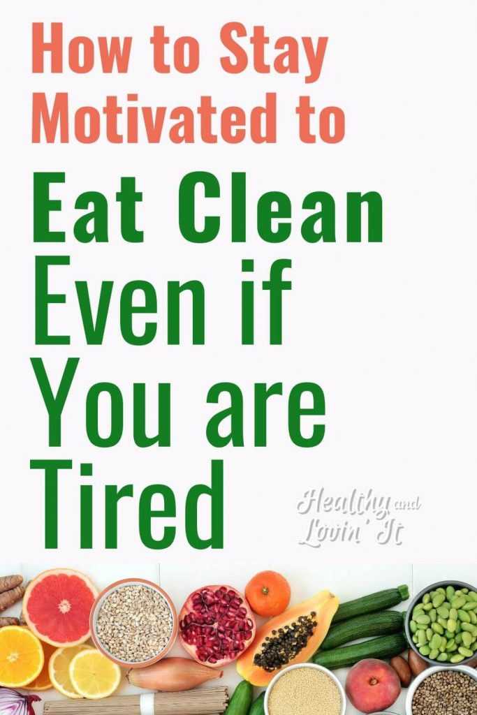 clean eating motivation