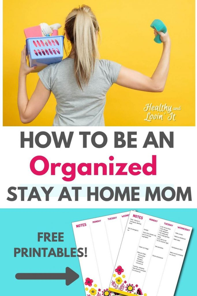 tips for planning your day busy mom