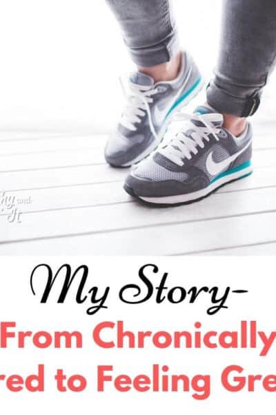 my chronic fatigue story