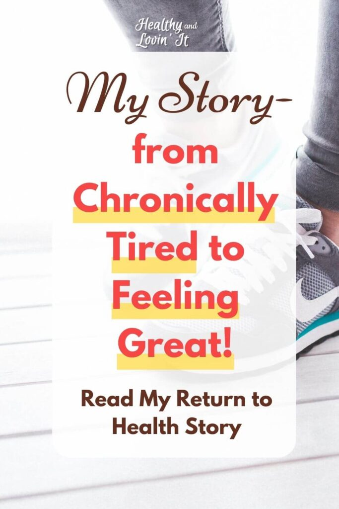 my adrenal fatigue chronic fatigue recovery