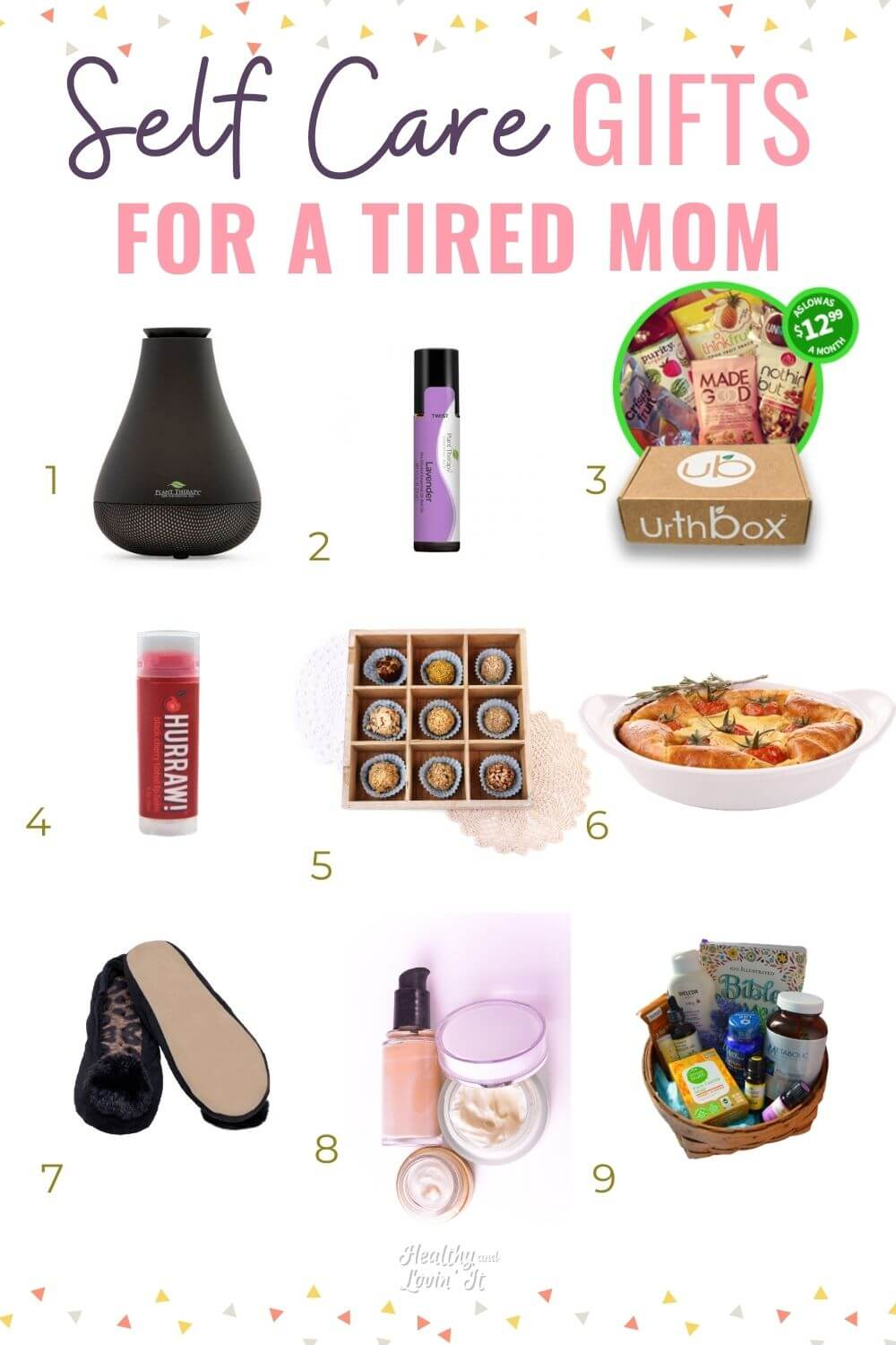 thoughtful gifts for overwhelmed moms
