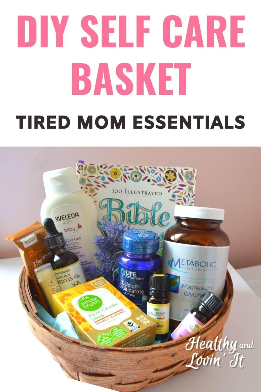 self care basket
