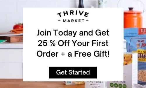 thrive market prices