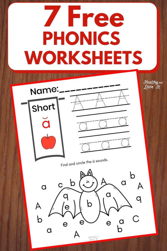 printable letter a worksheets