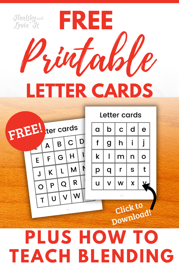 printable letter tiles kindergarten