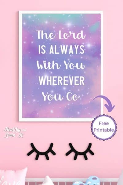 printable inspirational quote based on scripture