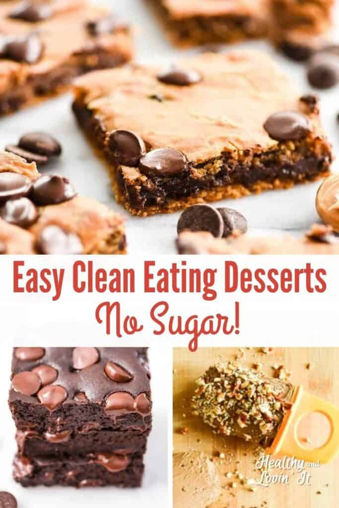 super healthy desserts naturally sweetened