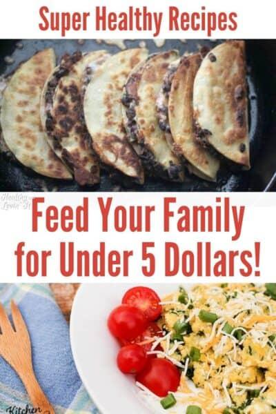 super cheap meals healthy